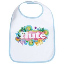 Flute Retro Bib