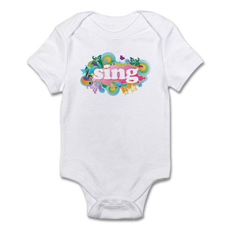 Retro Sing Infant Bodysuit