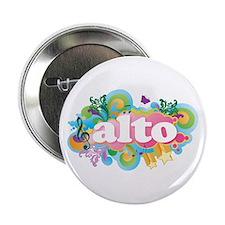 """Retro Alto Music 2.25"""" Button"""