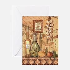 Cool The vineyard Greeting Card