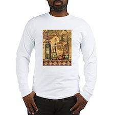 Cute Tuscan Long Sleeve T-Shirt