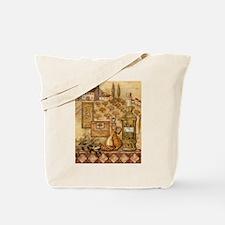 Unique Kitchen Tote Bag