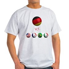 Germany vs The World T-Shirt