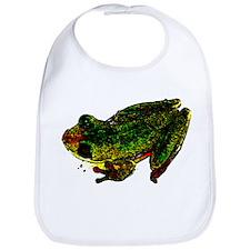 Treefrog Bib