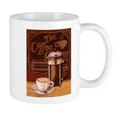 Cool Cafe mocha valium vodka latte Mug