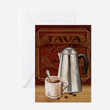 Funny Java Greeting Card