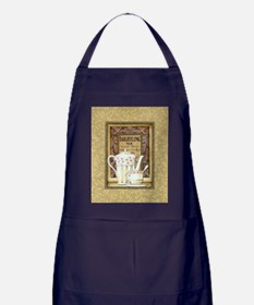 Cute Teatime Apron (dark)