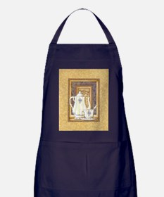 Cool Teatime Apron (dark)