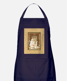 Unique Teatime Apron (dark)
