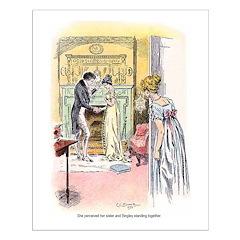 Jane & Bingley 16 x 20 Poster
