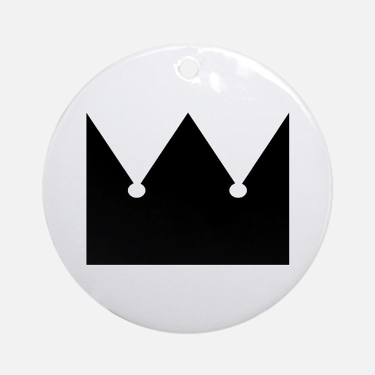 Kingdom Hearts Ornament (Round)