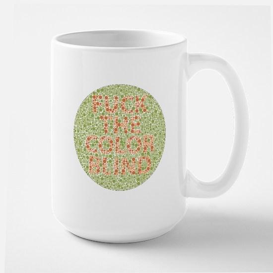 color blind Mugs