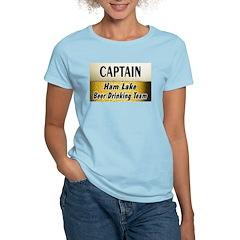 Ham Lake Beer Drinking Team Women's Light T-Shirt
