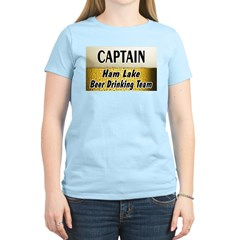 Ham Lake Beer Drinking Team T-Shirt