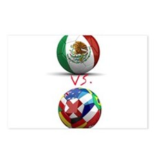 Mexico vs. the World Postcards (Package of 8)