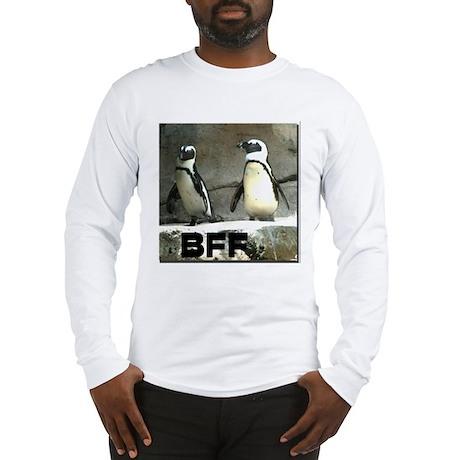 BFF Penguins Long Sleeve T-Shirt