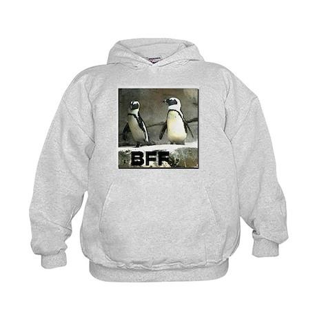 BFF Penguins Kids Hoodie