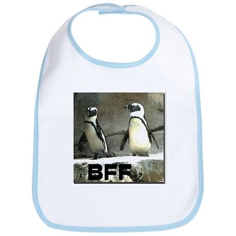 BFF Penguins Bib