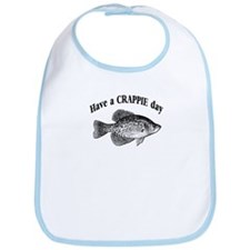 Have a Crappie Day Bib