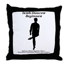 Boy Beginner - Throw Pillow