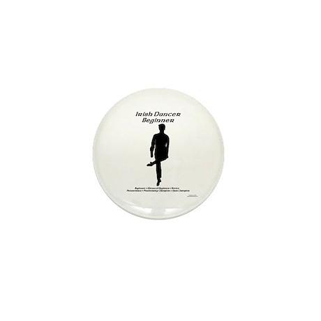 Boy Beginner - Mini Button