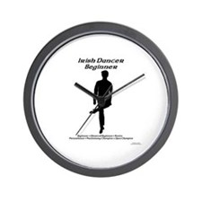 Boy Beginner - Wall Clock