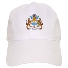 Guyana Coat Of Arms Baseball Cap