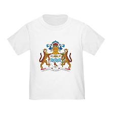 Guyana Coat Of Arms T