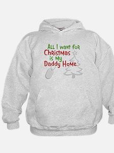 My Santa Wish Came True Hoodie