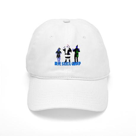 Blue Santa Group Cap