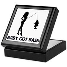 BABY GOT BASS - Keepsake Box