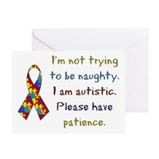 Autistic Greeting Cards (Pk of 10)