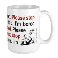 2-PleaseStop_mug_multi-trans Mugs