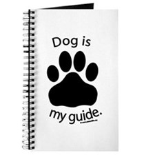Dog is my Guide Journal