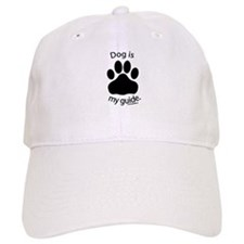 Dog is my Guide Baseball Cap