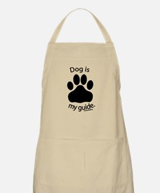 Dog is my Guide Apron