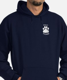 Dog is my Guide Hoodie