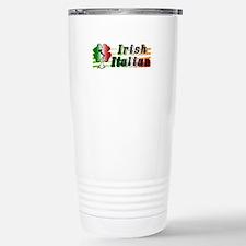 Irish Italian Travel Mug