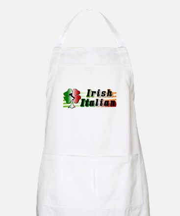 Irish Italian Apron
