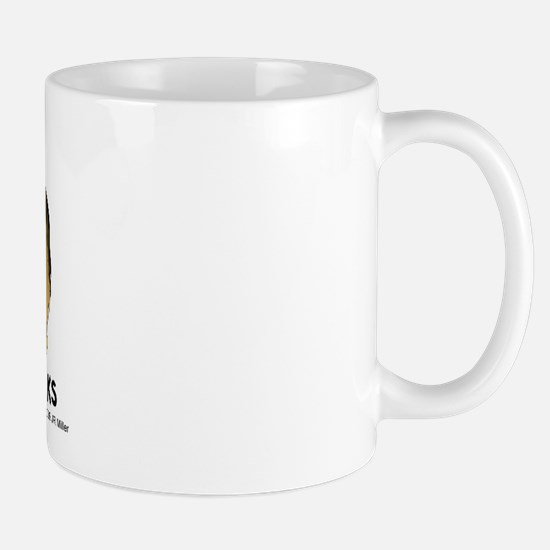 Nothin' Butt Norfolks Mug