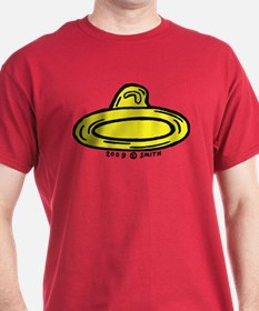 Right Leaning Condom T-Shirt