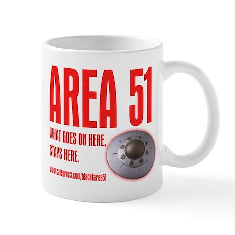 AREA 51, Mug