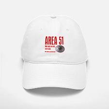 AREA 51, Baseball Baseball Cap