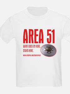 AREA 51, T-Shirt