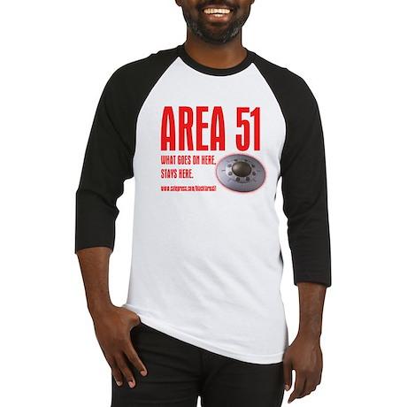 AREA 51, Baseball Jersey