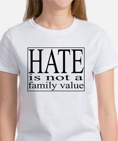 Hate Women's T-Shirt