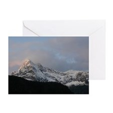 Morning in the Mountains Greeting Cards (Pk of 10)