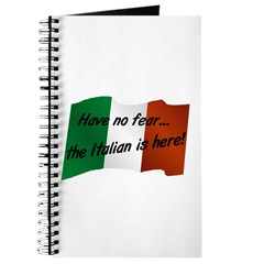 The Italian is Here Journal