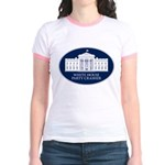 White House Party Crasher Jr. Ringer T-Shirt
