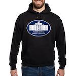 White House Party Crasher Hoodie (dark)